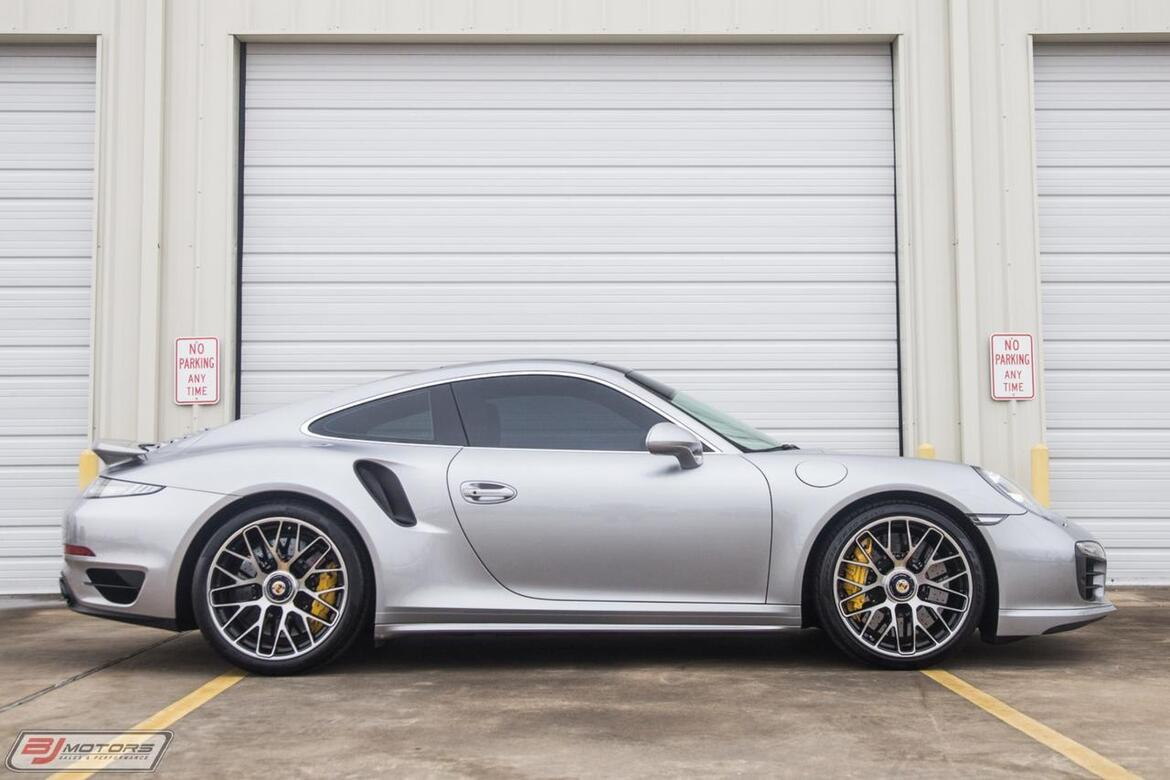 2015 Porsche 911 Turbo S Tomball TX