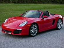 2015_Porsche_Boxster_2DR ROADSTER_ Hickory NC