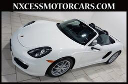 Porsche Boxster CONVERTIBLE HEATED FRONT SEATS 1-OWNER JUST 13K MILES. 2015