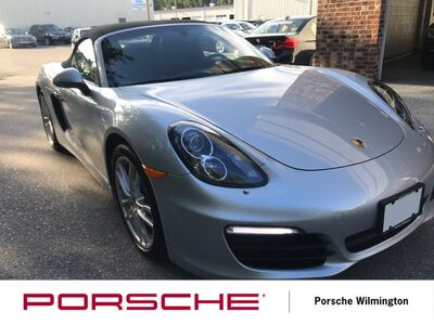 2015_Porsche_Boxster_Roadster_ Charleston SC