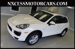 2015_Porsche_Cayenne_Diesel HEATED SEATS NAVIGATION 1-OWNER._ Houston TX