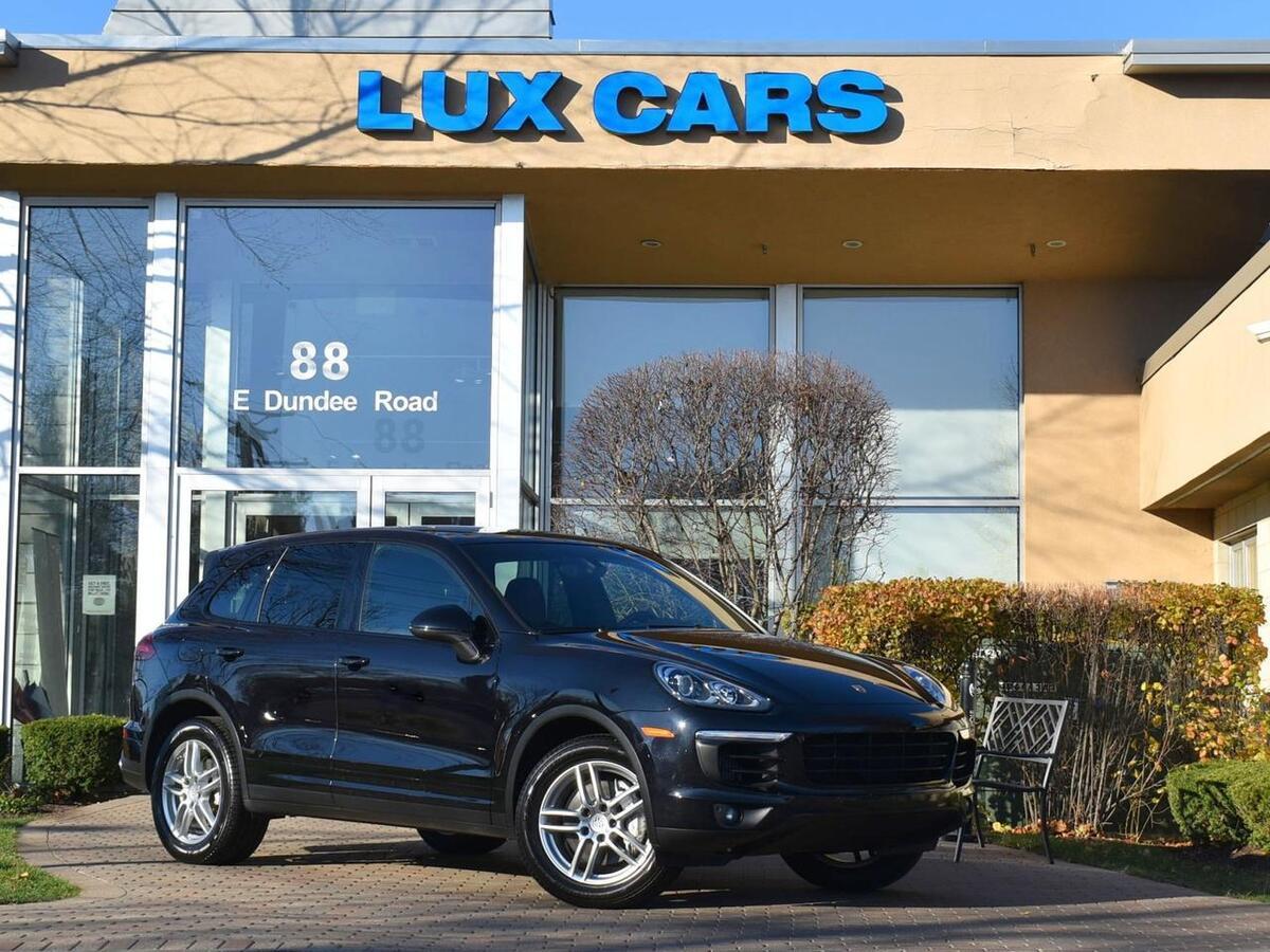 2015_Porsche_Cayenne_S Panoroof Nav AWD MSRP $82,765_ Buffalo Grove IL