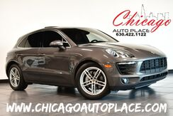 2015_Porsche_Macan_S - 3.0L TWIN TURBO V6 ENGINE ALL WHEEL DRIVE NAVIGATION BACKUP CAMERA BLACK LEATHER HEATED/COOLED SEATS PANO ROOF XENONS_ Bensenville IL