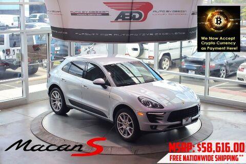 2015_Porsche_Macan_S_ Chantilly VA
