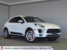 2015_Porsche_Macan_S_ Kansas City KS
