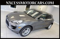 2015_Porsche_Macan_S V6 AUTO ROOF HEATED SEATS LOW MILES._ Houston TX