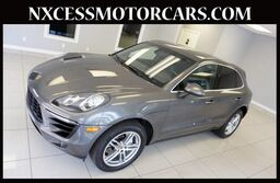 Porsche Macan S V6 AUTO ROOF HEATED SEATS LOW MILES. 2015