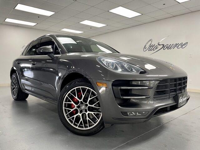 2015 Porsche Macan Turbo Dallas TX