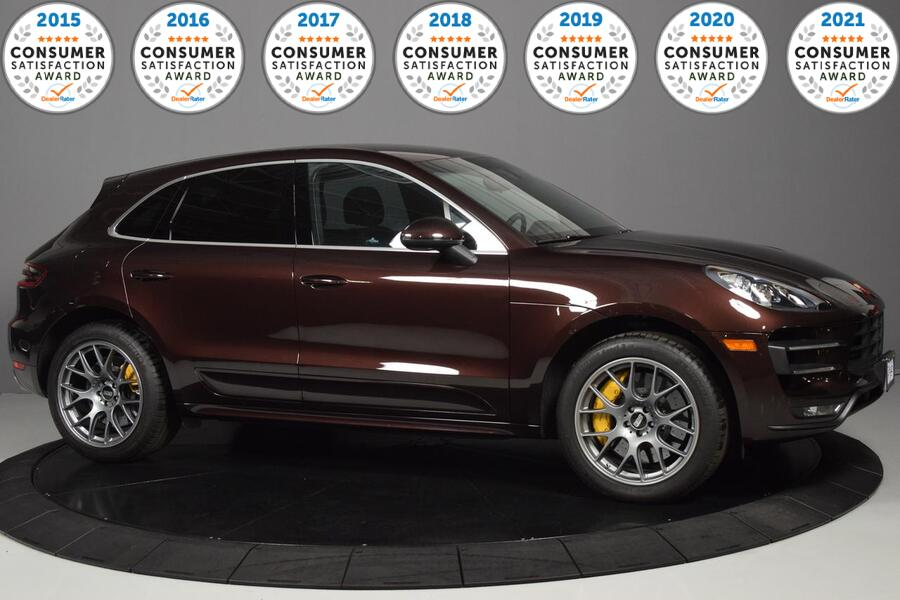 2015_Porsche_Macan_Turbo_ Glendale Heights IL