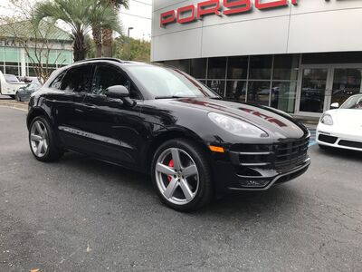 2015_Porsche_Macan_Turbo_ Charleston SC