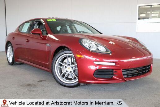 2015 Porsche Panamera 2 Kansas City KS