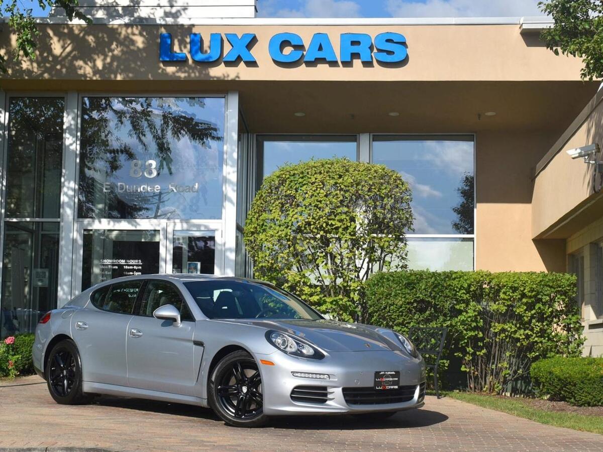 2015_Porsche_Panamera_4 Premium Plus PKG Nav AWD MSRP $94,945_ Buffalo Grove IL
