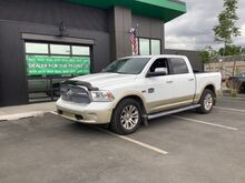 2015_RAM_1500_Longhorn Crew Cab SWB 4WD_ Spokane Valley WA