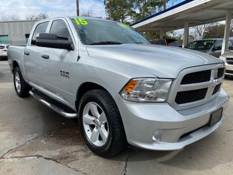 2015 RAM 1500 Tradesman Crew Cab SWB 2WD Houston TX