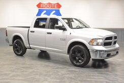 2015_Ram_1500_1 OWNER! CREWCAB 4WD!! ONLY 12,787 ORIGINAL MILES! BLACKED OUT WHEELS! LOADED!!_ Norman OK