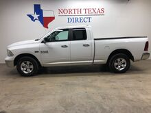 2015_Ram_1500_2015 SLT 4X4 Bed LIner Aux Cord Crew Cab Bench Seat_ Mansfield TX
