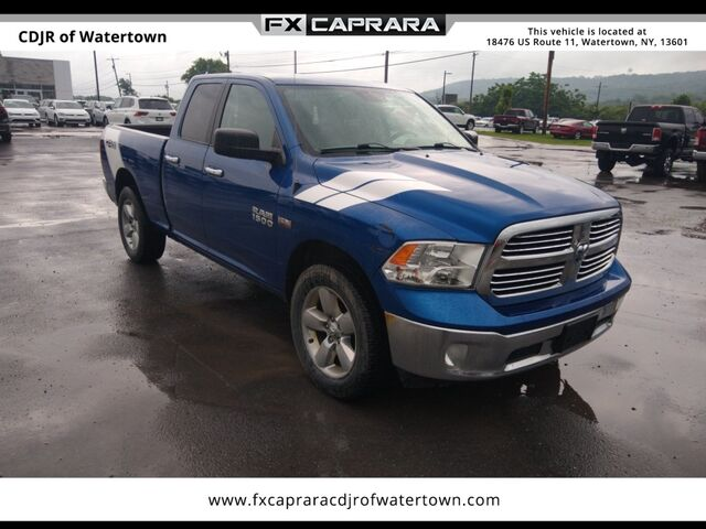 2015 Ram 1500 Big Horn Watertown NY