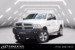 2015_Ram_1500_CREW PICKUP 3.0L V6 F DOHC 24V DIESEL REAR WHEEL DRIVE W/ 4X4_ Houston TX