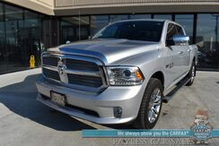 2015_Ram_1500_Laramie Limited / 4X4 / Air Suspension / 5.7L HEMI / Crew Cab / Auto Start / Heated & Cooled Leather Seats / Heated Steering Wheel / Alpine Speakers / Navigation / Sunroof / Bed Liner / Ram Box / Tonneau Cover / Tow Pkg_ Anchorage AK