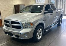 2015_Ram_1500_Outdoorsman_ Little Rock AR