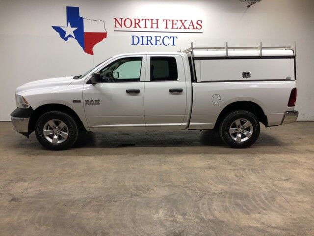 2015 Ram 1500 Tradesman 4X4 Camper Shell Bed Liner ARE Tool Master