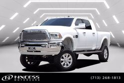 Ram 2500 Longhorn Limited 9 McGaughys Lift Kit, Wheels and Tires , Exhaust System 2015