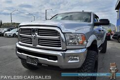 2015_Ram_2500_SLT / 4X4 / Crew Cab / Long Bed / 6.4L HEMI V8 / Lifted / Heated Seats & Steering Wheel / Auto Start / Alpine Speakers / Seats 6 / Bluetooth / Back Up Camera / Tonneau Cover / Bed Liner / Tow Pkg / 1-Owner_ Anchorage AK