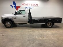 2015_Ram_4500_Tradesman 4x4 DRW Cummins Diesel Skirted Flat Bed_ Mansfield TX