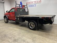 2015_Ram_5500_Tradesman Diesel Flat Bed Regular Cab Dually Bluetooth_ Mansfield TX