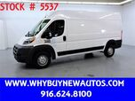 2015 Ram ProMaster 2500 ~ High Roof ~ Only 22K Miles!