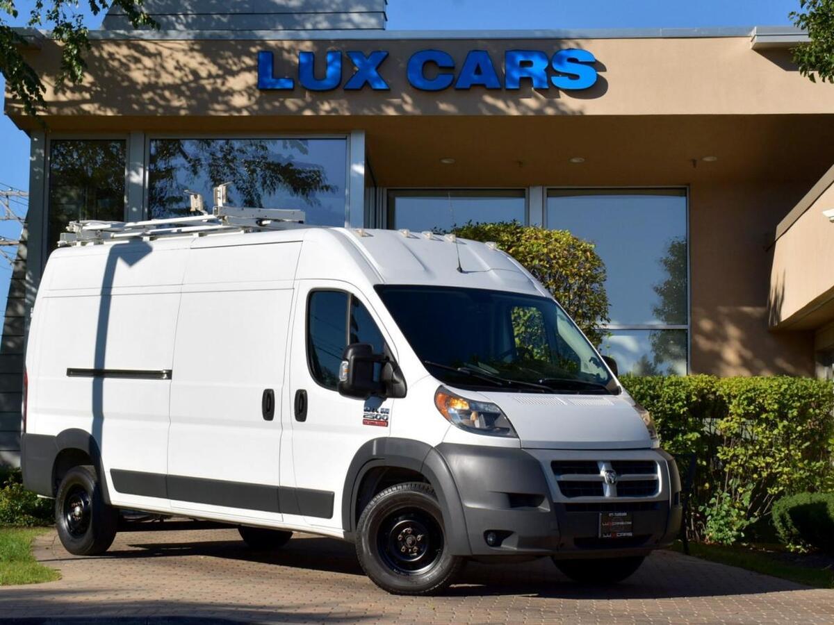 2015_Ram_ProMaster Cargo Van_High Roof Long Wheel Base Diesel Nav_ Buffalo Grove IL