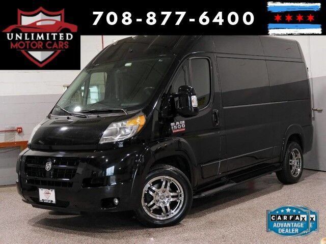 2015 Ram ProMaster High Roof Conversion Bridgeview IL
