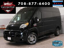 Ram ProMaster High Roof Conversion 2015