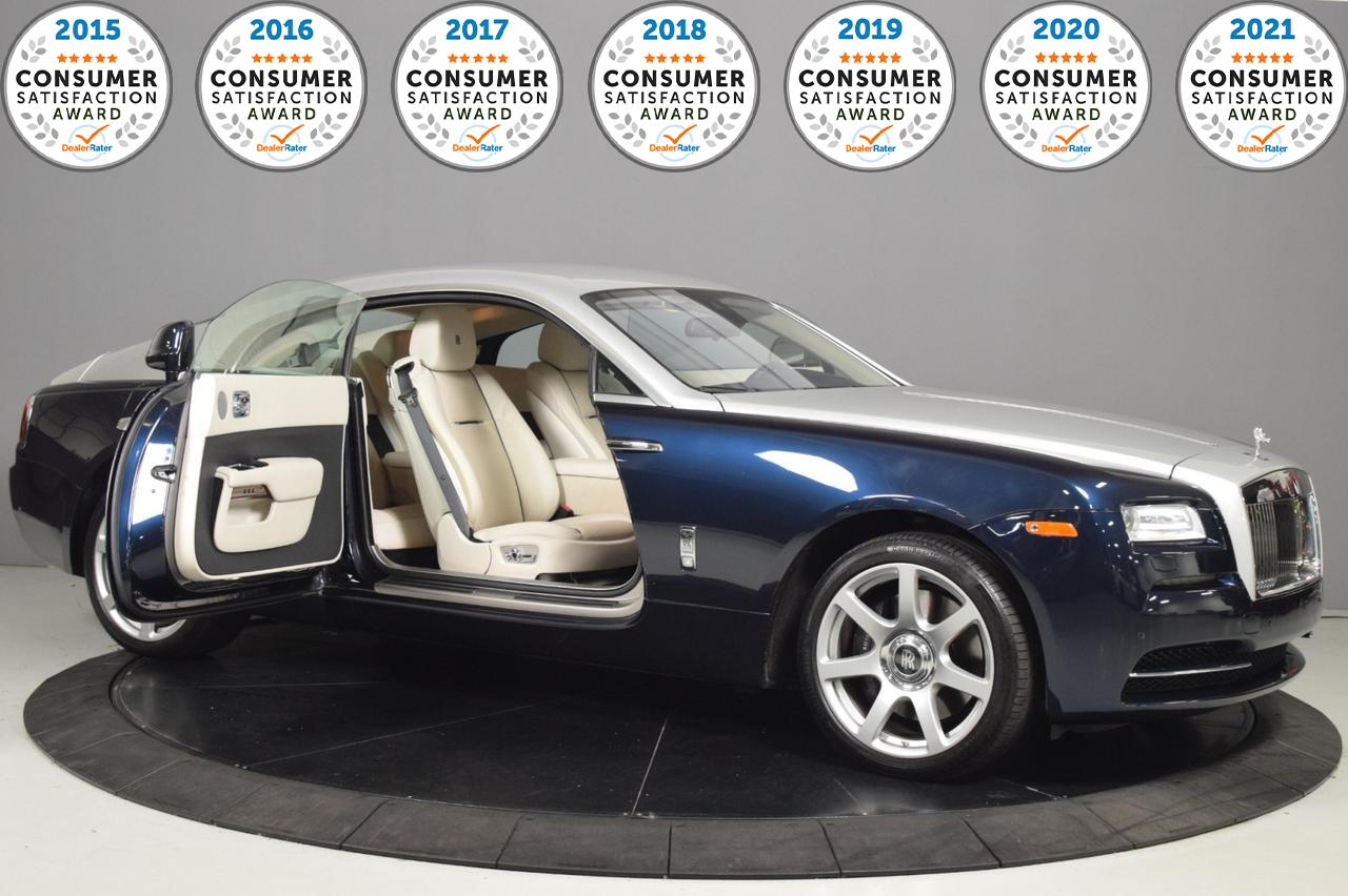 2015 Rolls-Royce Wraith  Glendale Heights IL
