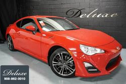 Scion FR-S Coupe, Navigation System, Sport Seats, 6-Speed Manual Transmission, Rear Spoiler, Alloy Wheels, 2015