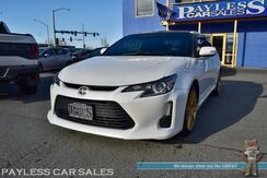 2015_Scion_tC_Liftback Coupe / FWD / 6-Spd Manual / Panoramic Sunroof / Pioneer Touch-Screen / Bluetooth / Cruise Control / Weather Tech Mats / Enkei Rims / Power Mirrors Windows & Locks / USB & AUX Jacks / Low Miles / 31 MPG_ Anchorage AK