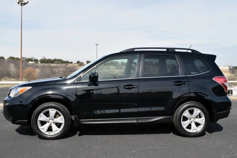 2015 Subaru Forester 2.5i Limited AWD Fort Worth TX