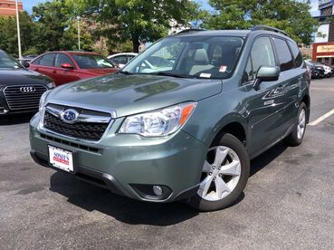 2015_Subaru_Forester_2.5i Limited_ Worcester MA