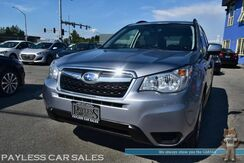 2015_Subaru_Forester_2.5i Premium / AWD / Automatic / Power & Heated Seats / Panoramic Sunroof / Bluetooth / Back Up Camera / Cruise Control / 32 MPG / 1-Owner_ Anchorage AK