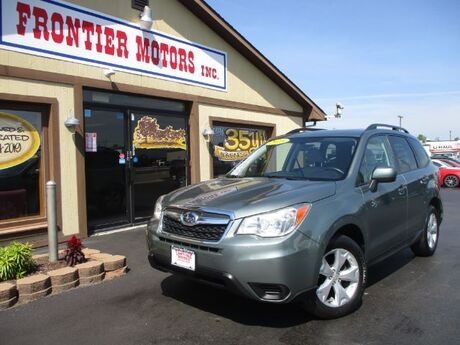 2015 Subaru Forester 2.5i Premium Middletown OH