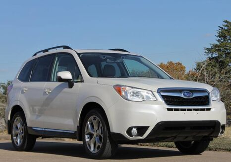 2015_Subaru_Forester_2.5i Touring_ Fort Worth TX
