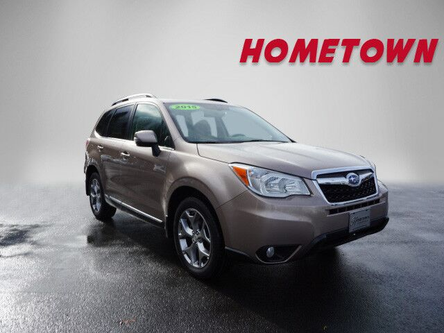 2015 Subaru Forester 2.5i Touring Mount Hope WV