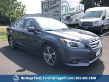2015 Subaru Legacy 2.5i Limited South Burlington VT