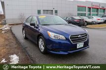 2015 Subaru Legacy 2.5i South Burlington VT