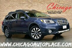 2015_Subaru_Outback_2.5i Limited - 2.5L 4-CYL ENGINE 1 OWNER ALL WHEEL DRIVE NAVIGATION SYSTEM BACKUP CAMERA KEYLESS GO SUNROOF BLACK LEATHER HEATED SEATS POWER LIFTGATE BLUETOOTH_ Bensenville IL