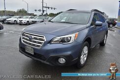 2015_Subaru_Outback_2.5i Premium / AWD / Auto Start / Heated Seats / Sunroof / Bluetooth / Back Up Camera / Cruise Control / Aluminum Wheels / Tow Pkg / 33 MPG / 1-Owner_ Anchorage AK