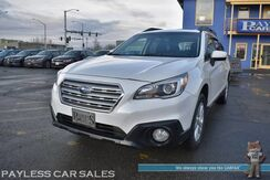 2015_Subaru_Outback_2.5i Premium / AWD / Power & Heated Seats / Sunroof / Bluetooth / Back Up Camera / Power Liftgate / Cruise Control / USB & AUX Jacks / 33 MPG / 1-Owner_ Anchorage AK