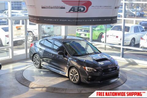 2015_Subaru_WRX_Limited 4-Door_ Chantilly VA
