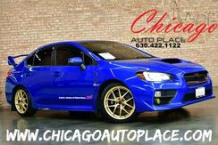 2015_Subaru_WRX STI_Launch Edition - 6 SPEED MANUAL ALL WHEEL DRIVE STI HEATED SPORT SEATS CARBON FIBER TRIM KEYLESS GO XENONS RALLY GOLD WHEELS_ Bensenville IL
