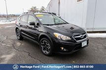 2015 Subaru XV Crosstrek Limited South Burlington VT